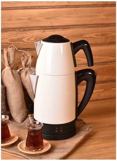 Bambum Bambum Teatech - Çay Makinesi Krem Krem